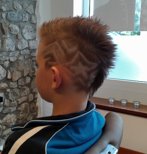 Salone Uomo Hair Tatoo